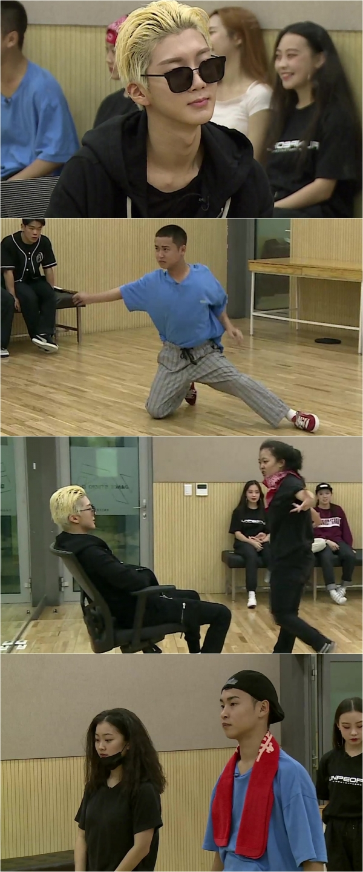 사진제공 : KBS 2TV '댄싱하이'